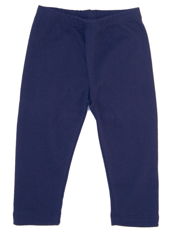 EC Wear Split Pants Navy Cotton