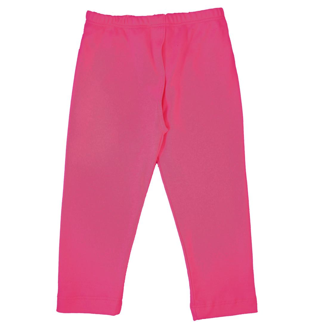 Fuschia pink split pants