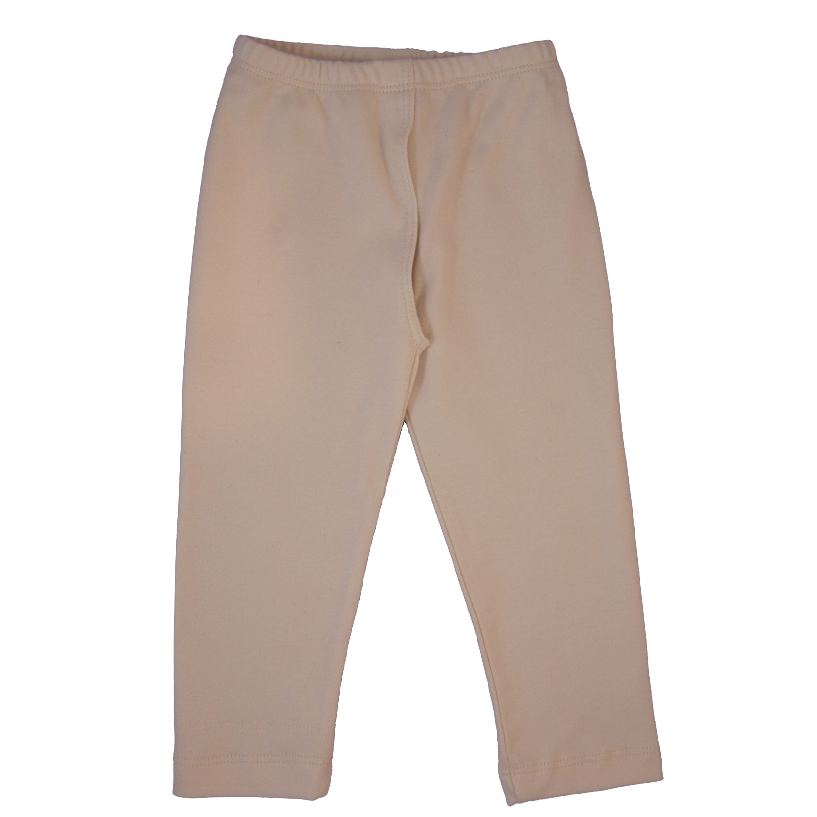 EC Wear Split Pants Natural Cotton on Model