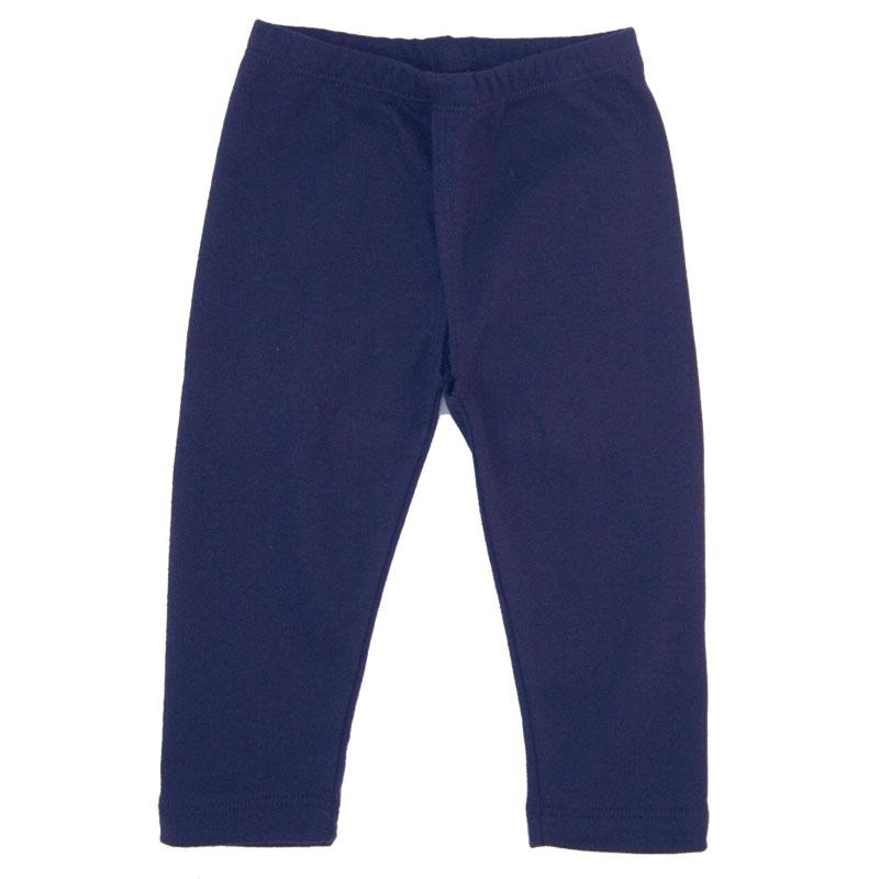EC Wear Split Pants Navy Cotton