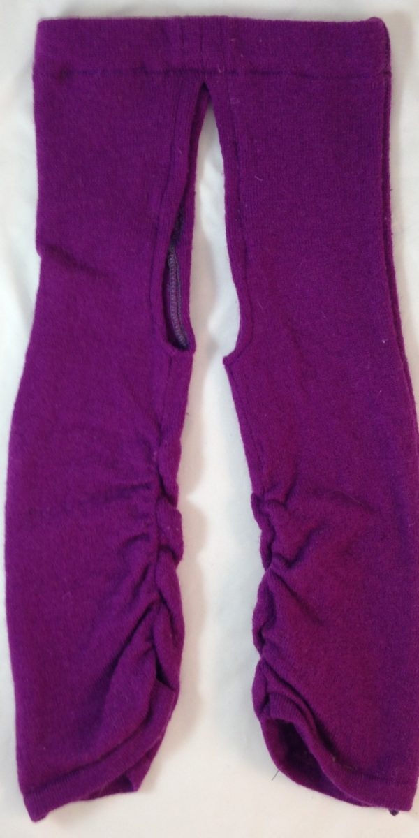 Re-Ewes Split Pants 0-6 months