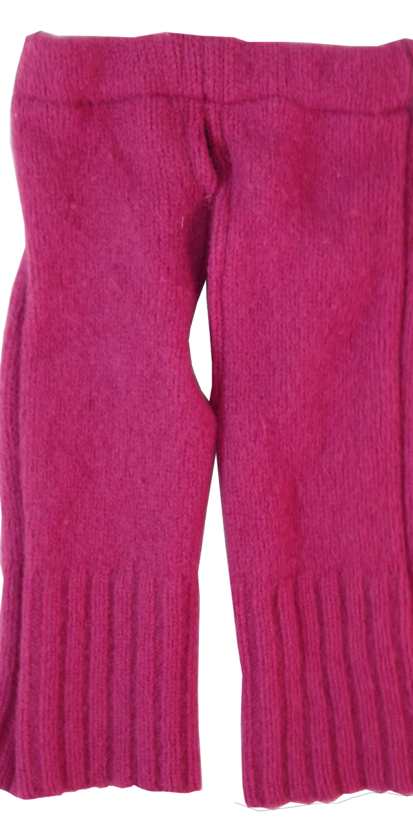 0-6 months ReEwes Split Pants Bubblegum pink